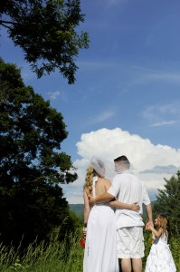 Get married with views to the mountains- Photo by Jay Philbrick