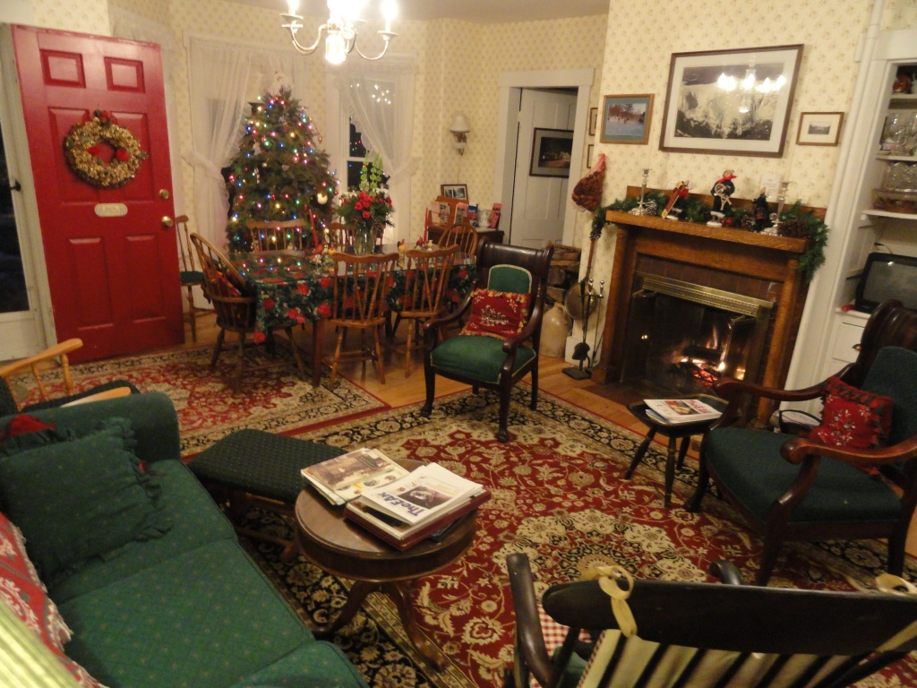 After sleigh romantic getaway site by the fireplace in this cozy inn.