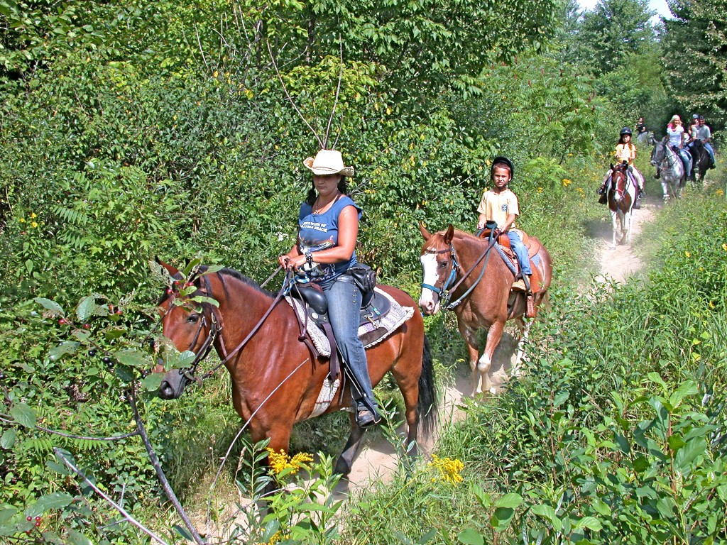 Horseback Riding - birthday or graduation gift at the Farm by the River