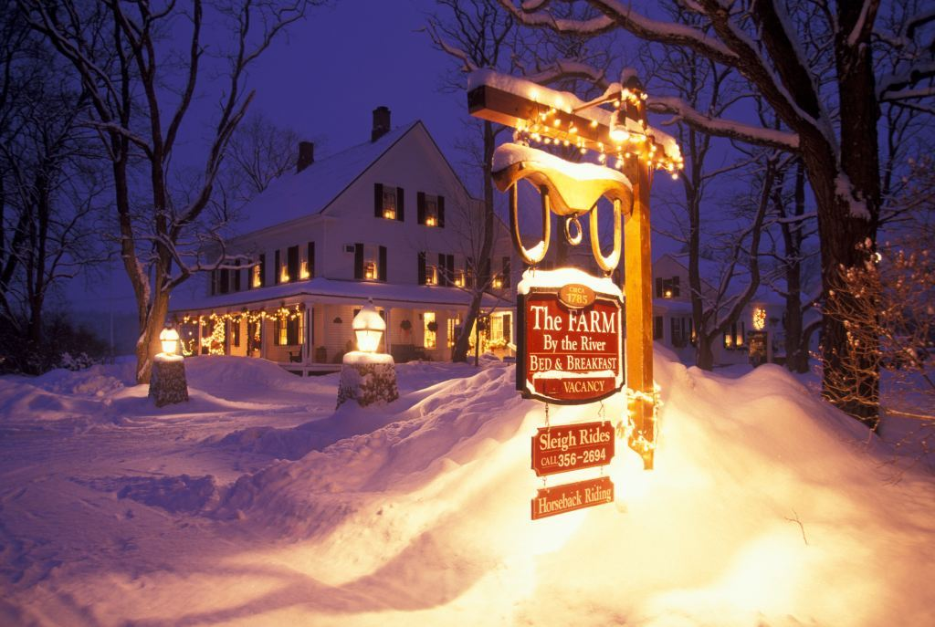 Winter Weddings Elopements White Mountains North Conway NH