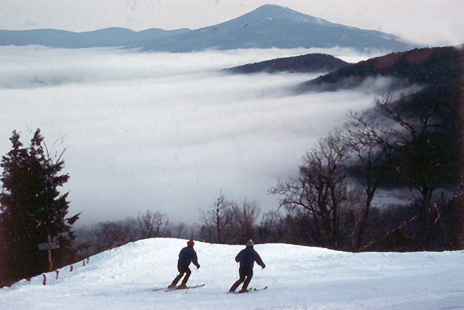 "National Geographic Mag. 2012- ""North Conway -one of the top 25 ski towns in the world"