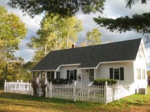 Year round vacation rental North Conway
