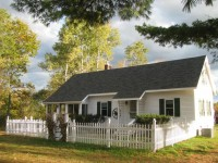 Alpine Moose Cottage- North Conway Vacation Rental
