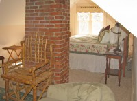 Upstairs Master Bedroom Suite & Views to Mt. Cranmore