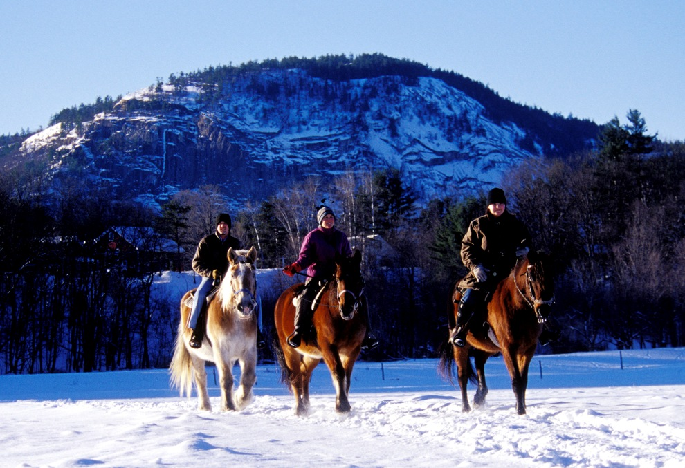 Things to do in theWwinter - Farm by the River B and B- North Conway