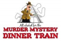 Murder mystery train with lodging package, north conway,NH