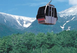 Take a Wildcat Gondola Ride and See of Mt. Washington