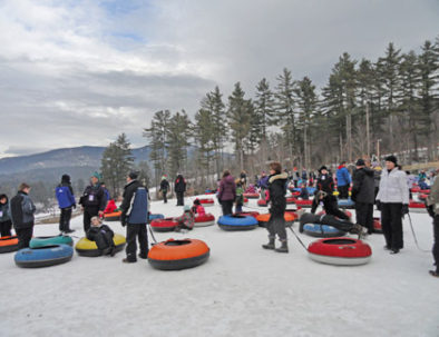 Activities - Farm By The River | North Conway, NH